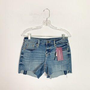 Vigoss NWT cut off denim shorts size 28